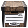 FELLOWES Bankers Box WOODGRAIN - FastFold  2 db 0061001