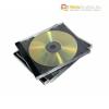 FELLOWES CD-tok, normál, 2 lemez, FELLOWES, fekete (5db)