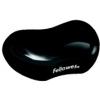 FELLOWES Crystal™ Gel mini csuklótámasz, fekete