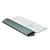 FELLOWES Csuklótámasz billentyűzethez, szilikonos, FELLOWES I-Spire Series™, grafitszürke