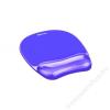 FELLOWES Egéralátét csuklótámasszal, géltöltésű, FELLOWES Crystals™ Gel, lila (IFW91441)