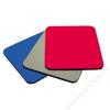 FELLOWES Egéralátét, textil borítás, FELLOWES, piros (IFW29701)