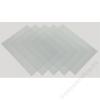 FELLOWES Előlap, A4, 150 mikron, FELLOWES, víztiszta (IFW53760)