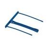 FELLOWES Lefûzõ klipp, mûanyag, kék, 100 mm, FELLOWES