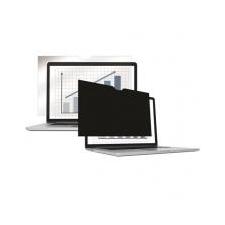 """FELLOWES Monitorszűrő, betekintésvédelemmel,521x327 mm, 24"""", 16:10 FELLOWES PrivaScreen™, fekete asztali számítógép kellék"""