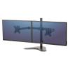 FELLOWES Monitortartó állvány, két monitorhoz, FELLOWES,