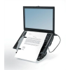 """FELLOWES Notebook állvány, USB portokkal, FELLOWES """"Professional Series™ Laptop Workstation"""""""