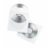 FELLOWES Papír CD/DVD boríték, ablakos, fehér