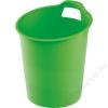 FELLOWES Papírkosár, műanyag, FELLOWES Green2Desk, zöld (IFW00090)