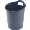 """FELLOWES Papírkosár, műanyag,  """"Green2Desk"""", kék"""