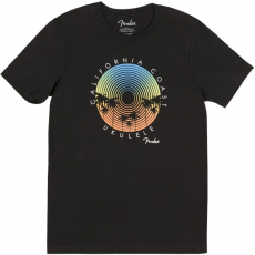Fender California Coastal Record T-Shirt S