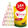 Feringa tasakos multipack gazdaságos csomag 24 x 85 g - Nyúl & pulyka