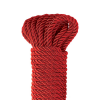 Fetish Fantasy Series Deluxe Silky Rope Red