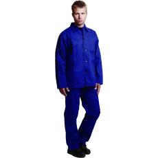 FF BE-01-001 set (kabát+nadrág) kék 64