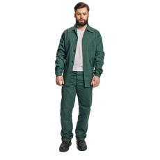 FF BE-01-001 set (kabát+nadrág) zöld 52
