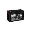 Fiamm FG20722 - Ólomakumulátor 12V/7,2Ah/faston 6,3mm