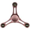 Fidget Spinner fém pörgettyű - propeller - lányos színben