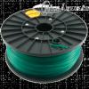 Filament PLA tekercs, 3mm, Zöld (1kg)