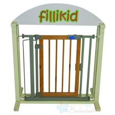 Fillikid biztonsági ajtórács bababiztonság