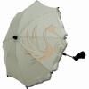 Fillikid univerzális napernyő - pöttyös natúr