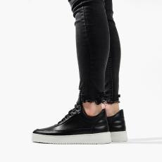 Filling Pieces Low Top Ripple Lane Nappa Black 25121721861PFH női sneakers cipő