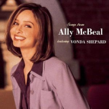 FILMZENE - Ally Mcbeal CD filmzene