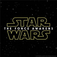 FILMZENE - Star Wars The Force Awakens CD művészet