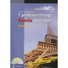 Filó Réka, Pignitzky Beáta 7 PRÓBAÉRETTSÉGI FRANCIA NYELVBŐL /KÖZÉPSZINT tankönyv
