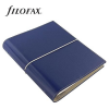 """FILOFAX Kalendárium, gyűrűs, betétlapokkal, A5 méret, , """"Domino"""", kék"""