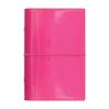 """FILOFAX Kalendárium, gyűrűs, betétlapokkal, pocket méret, , """"Domino Lakk"""", pink"""