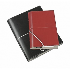 """FILOFAX """"Domino"""" A5 méretű gyűrűskalendárium betétlapokkal, piros naptár, kalendárium"""