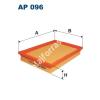 Filtron AP096 Filtron levegőszűrő