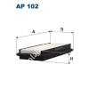 Filtron AP102 Filtron levegőszűrő