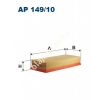Filtron AP149/10 Filtron levegőszűrő