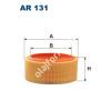 Filtron AR131 Filtron levegőszűrő