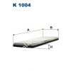 Filtron K1004 Filtron pollenszűrő