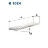 Filtron K1024 Filtron pollenszűrő