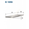 Filtron K1056 Filtron pollenszűrő