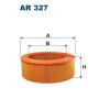 Filtron levegőszűrő AR327 1db