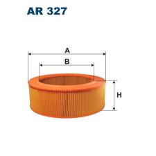 Filtron levegőszűrő AR327 1db levegőszűrő