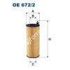 Filtron OE672/2 Filron olajszűrő