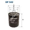 Filtron OP542 Filron olajszűrő