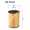 Filtron PE973/2 Filtron üzemanyagszűrő