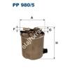 Filtron PP980/5 Filtron üzemanyagszűrő
