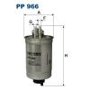 Filtron üzemanyagszűrő PP966 1db