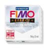"""FIMO Gyurma, 56 g, égethető, FIMO """"Effect"""", áttetsző"""
