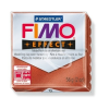 "FIMO Gyurma, 56 g, égethető, FIMO ""Effect"", metál vörösréz"