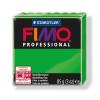 "FIMO Gyurma, 85 g, égethető, FIMO ""Professional"", zöld"