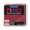 "FIMO Gyurma, 85 g, égethető,  ""Professional"", bordó"