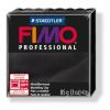 "FIMO Gyurma, 85 g, égethető,  ""Professional"", fekete"
